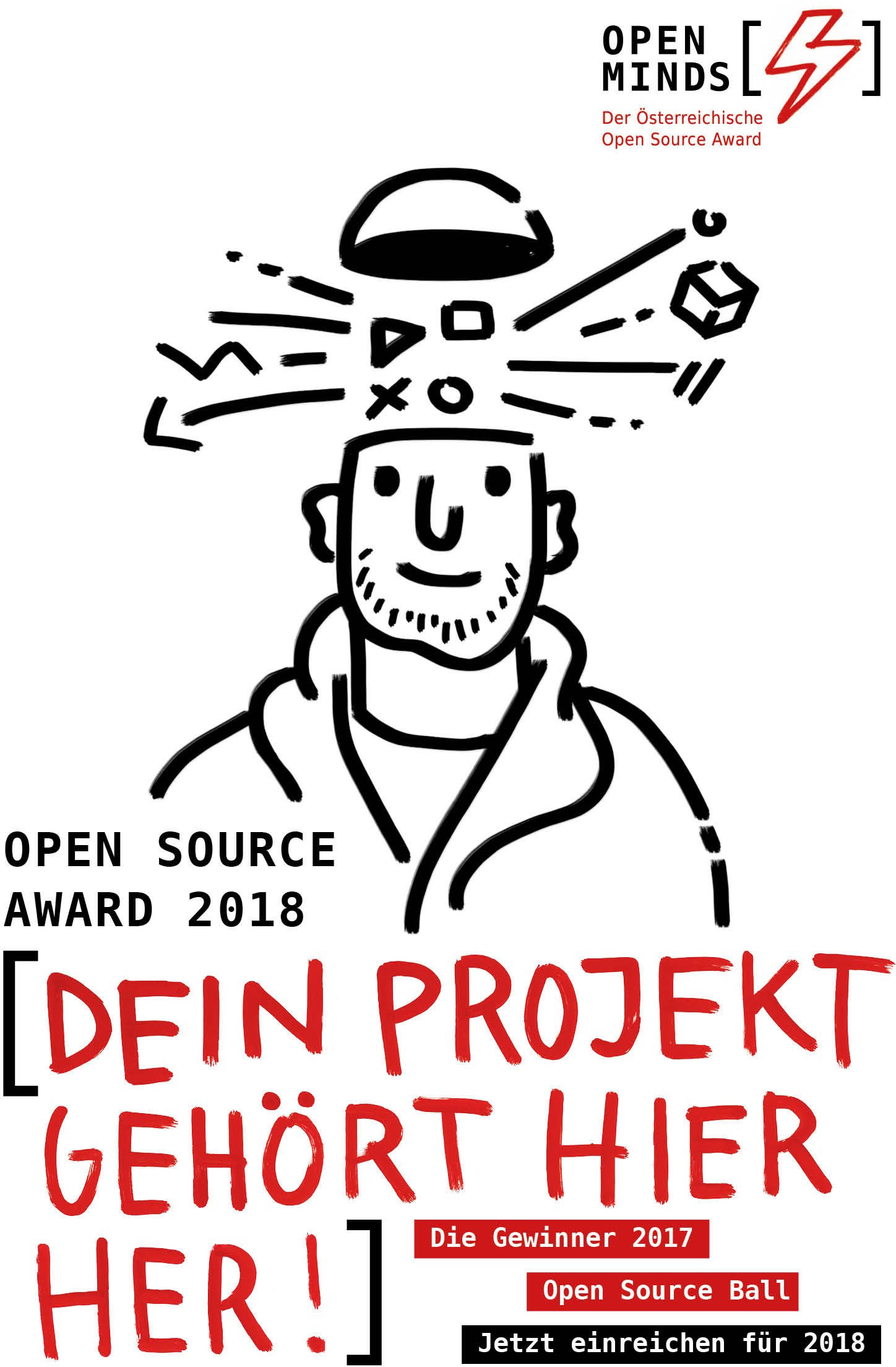 Open Minds Award 2018 Openmindsat